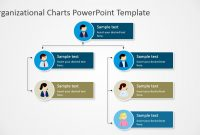 Organizational Charts Powerpoint Template  Slidemodel with regard to Microsoft Powerpoint Org Chart Template