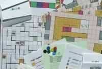 Orienteering Board Games intended for Orienteering Control Card Template