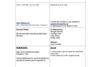 Page  Of Is He Dead Rehearsal Report Example  Stage Management with Rehearsal Report Template