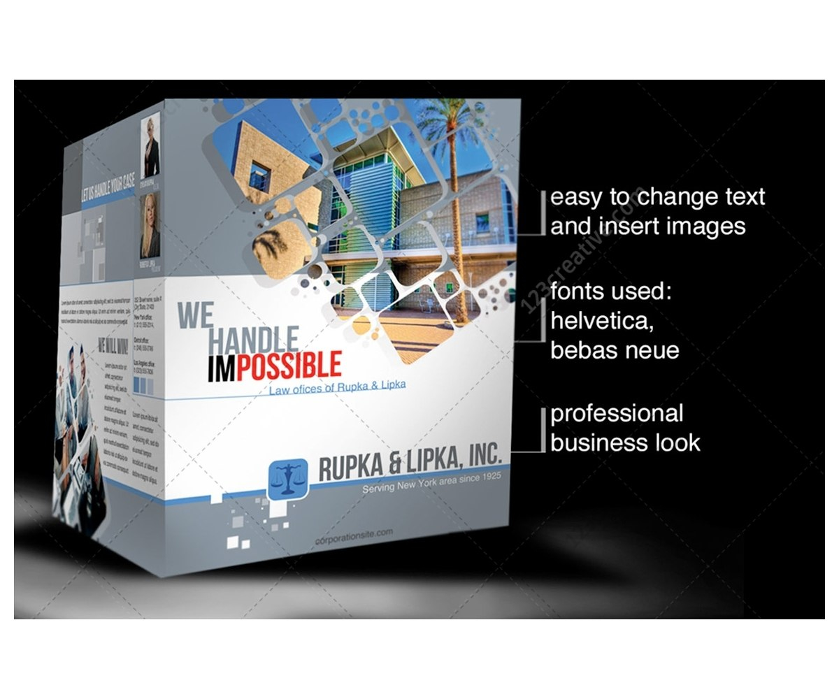 Pages Corporate Brochure Template For Construction Industry With Engineering Brochure Templates