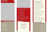 Panel Brochure Template Google Docs pertaining to Google Docs Tri Fold Brochure Template