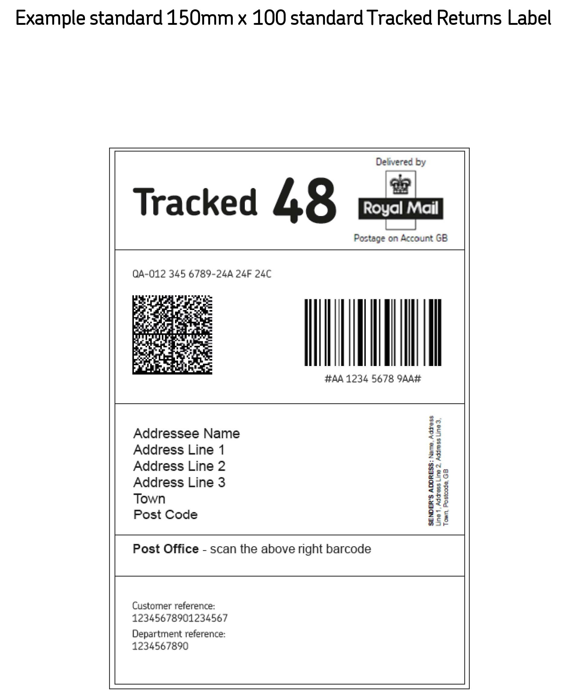 Paperuk  Address Labels  Invoices  Despatch Notes  Delivery Regarding A5 Label Template