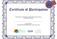 Participation Certificate Template Word  Certificatetemplateword inside Certificate Of Participation Word Template