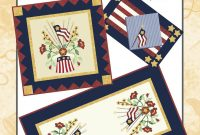 Patterns in Quilt Label Templates