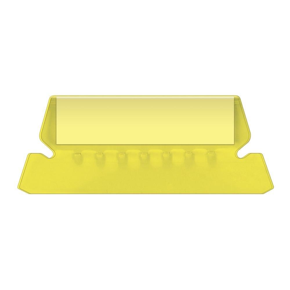 "Pendaflex Hanging Folder Tabs "" Clear Yellow  Tabs  Inserts Regarding Pendaflex Label Template"