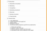 Phenomenal Basic Business Plan Template Free Download  Day Excel pertaining to Music Business Plan Template Free Download