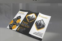 Photo Realistic Corporate Brochure Template Designs throughout Real Estate Brochure Templates Psd Free Download