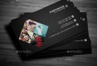 Photographers Business Cards Of Top  Free Business Card Psd Mockup throughout Photography Business Card Template Photoshop