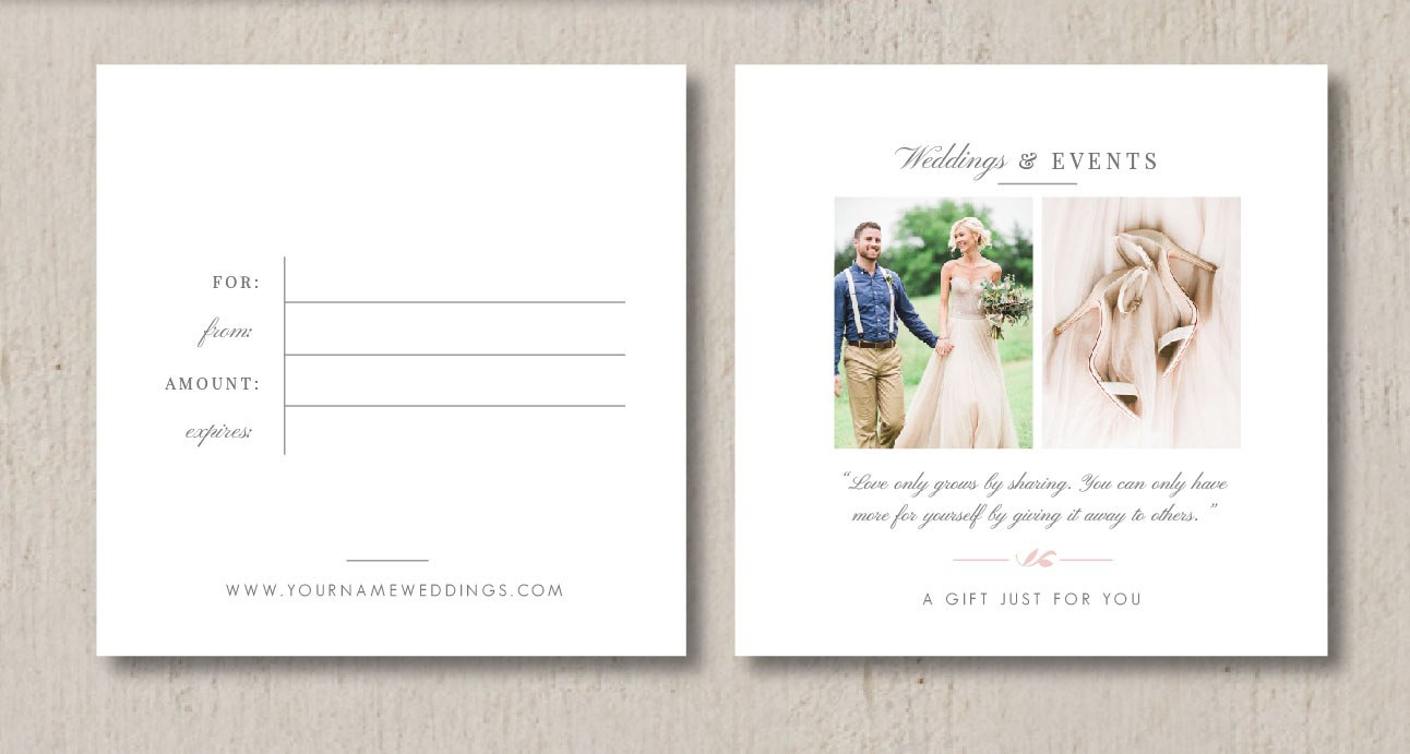 Photography Gift Certificate Template Free Brochure Templates Within Free Photography Gift Certificate Template