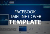 Photoshop Template Facebook Timeline Cover Psd File pertaining to Photoshop Facebook Banner Template