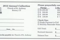Pinandrew Martin On Pledge Cards  Card Templates Fundraising with regard to Free Pledge Card Template