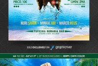 Pinanne Kwaro On Poster Concepts  Flyer Printing Flyer intended for Island Brochure Template