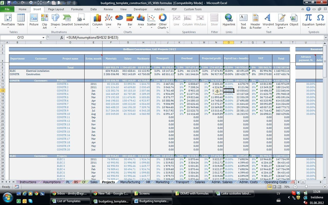 Pincfotemplates On Excel Spreadsheets For Business Planning With Regard To Business Accounts Excel Template