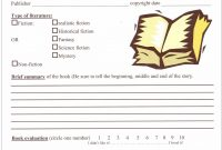 Pindana Rouse On Kid's Stuff  Book Report Templates Writing A pertaining to Ar Report Template
