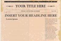 Pindollarcool On Ideas  Newspaper Article Template Blank with Newspaper Template For Powerpoint
