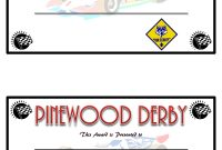 Pinewood Derby Certificate Genericpdf  Google Drive  Cub Scouts with regard to Pinewood Derby Certificate Template