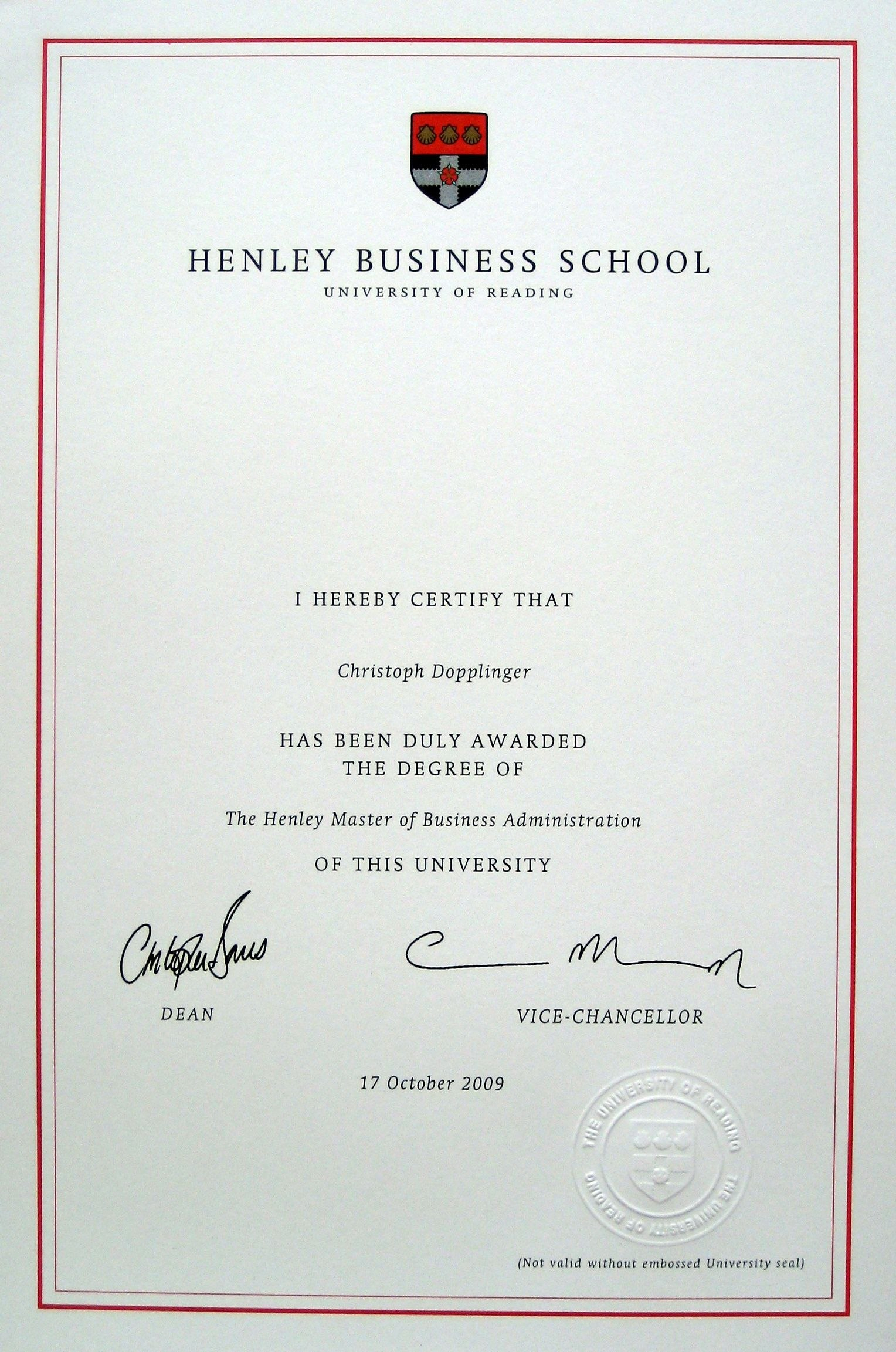 Pinhua Ko On 感謝狀  Certificate Design Certificate Design Within Masters Degree Certificate Template
