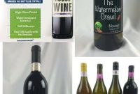 Pinneato Diy Personalized Labels On Diy Labels For Wedding inside Blank Wine Label Template