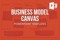 Pinramon Garrido On Templates  Business Model Canvas Strategic inside Business Model Canvas Template Ppt