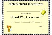Pinstephanie Simmons On Preschool Certificates  Award for Softball Certificate Templates
