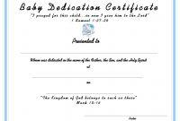 Pinterest inside Baby Christening Certificate Template