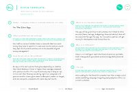 Pitch Template – Open within Business Idea Pitch Template