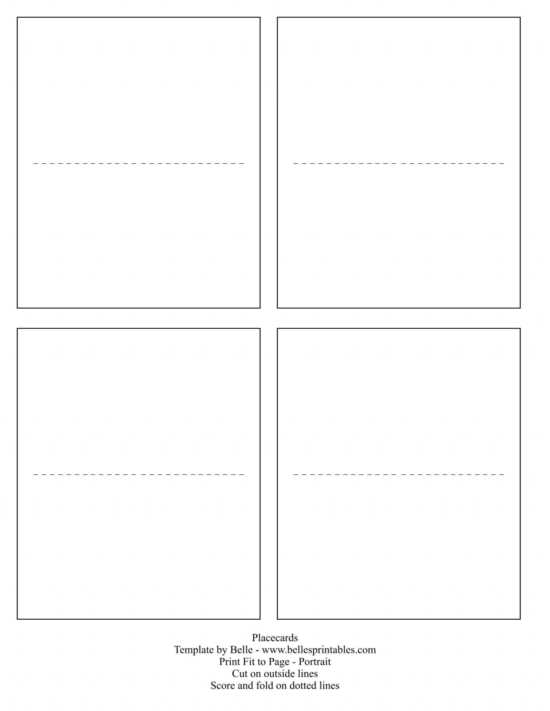 Place Card Template Word Printable Cards Atxdaeqt Awesome Ideas Pertaining To Microsoft Word Place Card Template