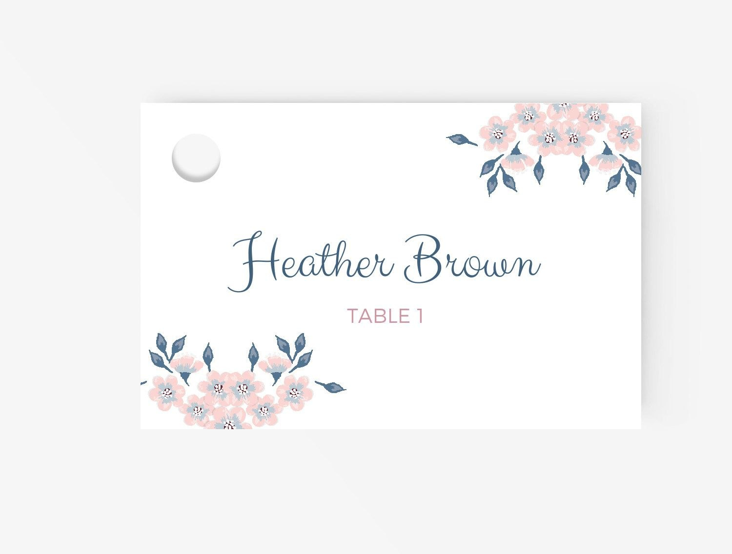 Place Cards Template Word Amazing Ideas Download Free Christmas With Wedding Place Card Template Free Word