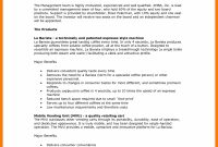 Plan Templates Executive Summary Template For Business Example with regard to Executive Summary Template For Business Plan