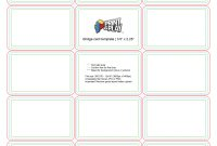 Playing Cards  Formatting  Templates  Print  Play inside Playing Card Template Illustrator