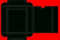 Poker Tuck Box  Cards with regard to Card Box Template Generator
