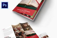 Popular Church Brochure Templates  Aipsd Docs Pages  Free in Free Church Brochure Templates For Microsoft Word