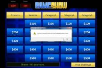 Powerpoint Gameshow Template Tutorial  Youtube pertaining to Quiz Show Template Powerpoint