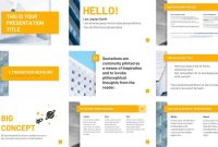 Powerpoint Template Review  The Free Basset Templateslidescarnival for What Is Template In Powerpoint