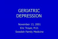 Ppt  Geriatric Depression Powerpoint Presentation  Id with regard to Depression Powerpoint Template