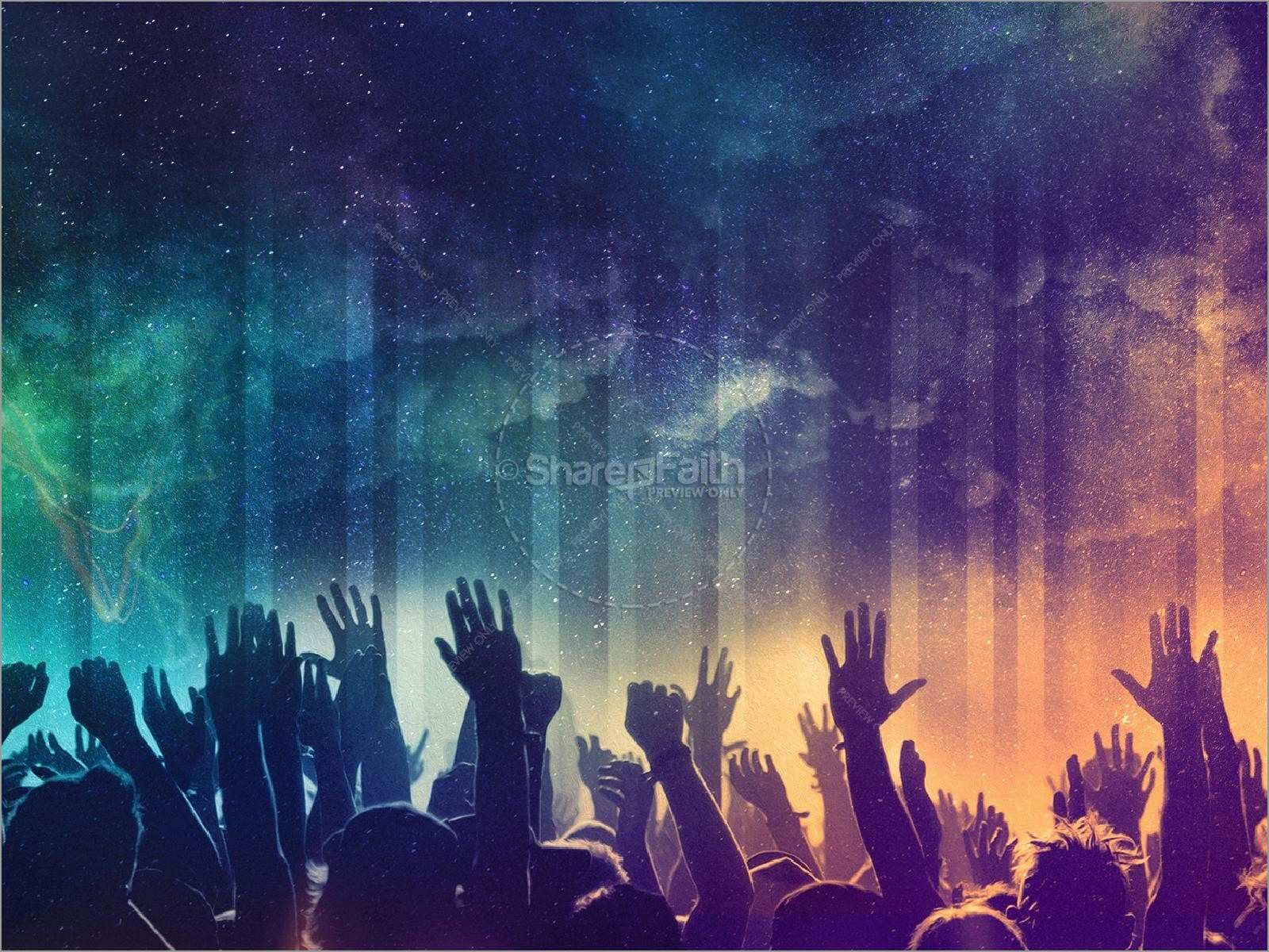 Praise And Worship Powerpoint Templates Free Admirably Be Lifted Regarding Praise And Worship Powerpoint Templates