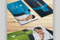 Premium Business Card Templates In Photoshop Illustrator in Web Design Business Cards Templates