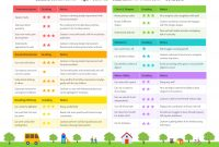 Preschool Progress Report Template  Venngage With Soccer Report Card Template