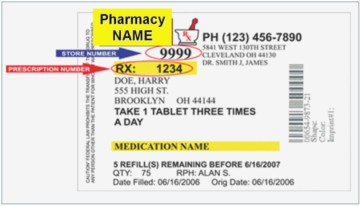 Prescription Bottle Label Template Free  Template  Resume Examples Inside Pill Bottle Label Template