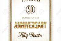 Pretty Anniversary Certificate Template Pictures Th Anniversary with Anniversary Certificate Template Free