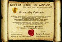 Pretty Iq Certificate Template Images  Hearten Free Certificate for Iq Certificate Template