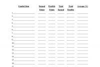Printable Grade Sheet Template  Student Grade Sheet  Doc inside Student Grade Report Template