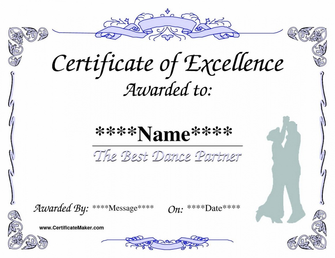 Printable Life Saving Award Certificate Template Templates In Life Saving Award Certificate Template