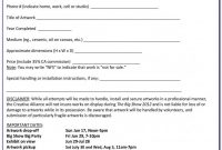 Printable Personal Loan Forms Collateral Loans Throughout Private in Collateral Loan Agreement Template