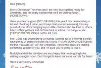 Printable Word Free Letter To Santa Rare Template From Uk regarding Santa Letter Template Word