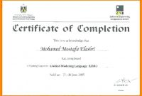Printabledocpdfeditabletrainingcertificatetemplateformatof intended for Certificate Of Participation Template Doc