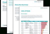 Prioritize Hosts Report  Sc Report Template  Tenable® regarding Nessus Report Templates