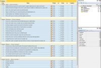 Process Management Templates in Business Process Discovery Template