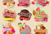 Product Label Design Templates Free Awesome Food Label Sticker with regard to Product Label Design Templates Free
