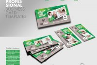 Professional Business Card Templatesgrafilker On Envato Studio pertaining to Advertising Cards Templates